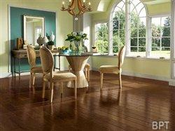 The timeless appeal of hand-scraped hardwood floors