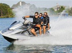 Responsible ridership and safety are the first steps toward personal watercraft fun