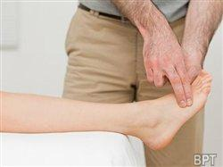 Diabetic nerve pain is different than a muscle ache or sprained ankle