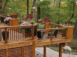 Well-built decks marry personality and functionality