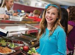 A year-end report card on school cafeterias: Did they make the grade for improved nutrition?